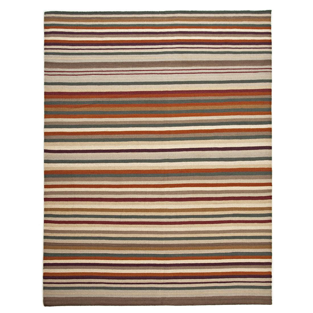 TAPETE KELIM STRIPE OVER SIZES - 4,00x6,00