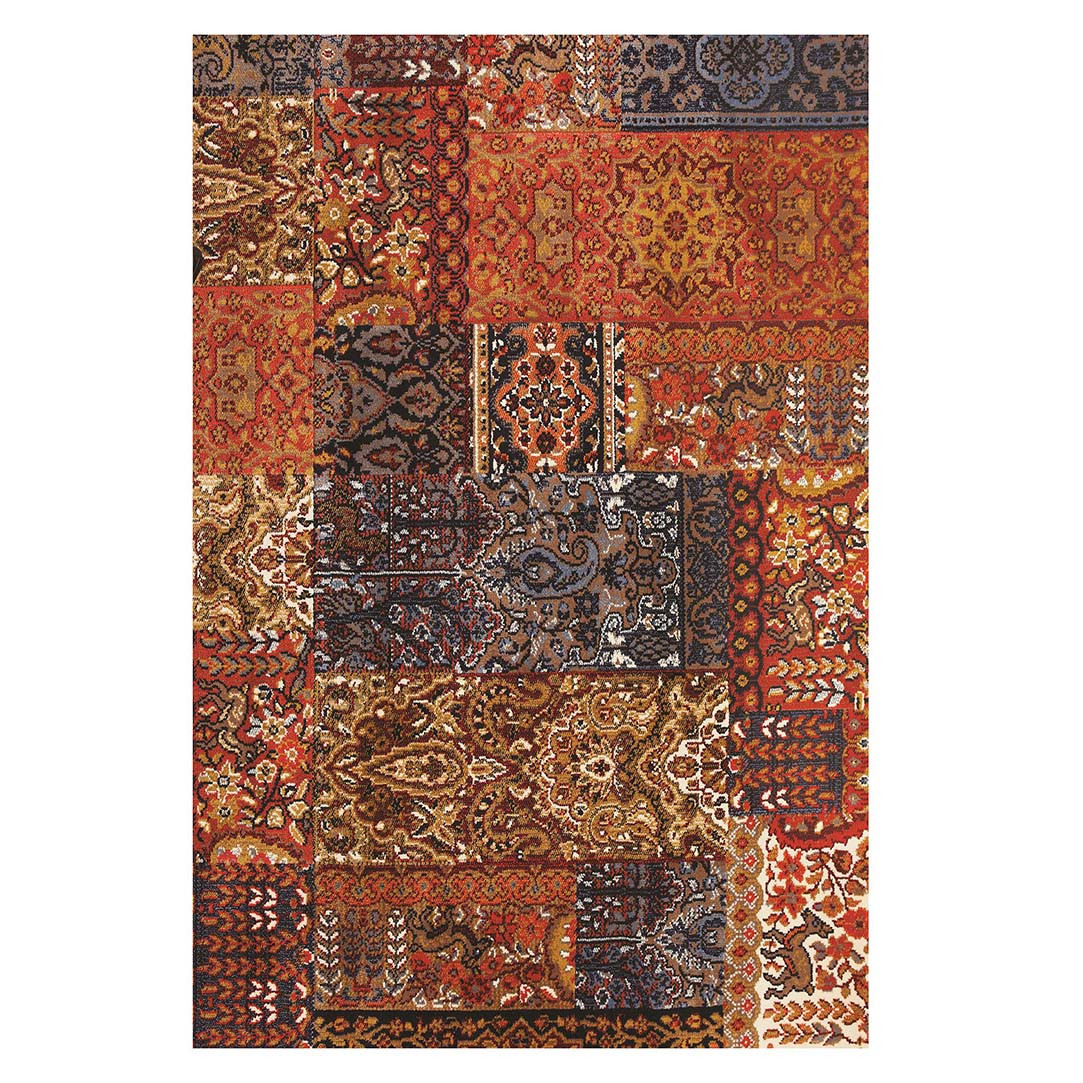 TAPETE PATCHWORK - 2,00x2,50