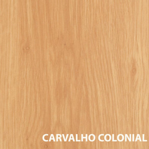 Piso Laminado Durafloor New Way Carvalho Colonial
