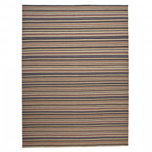 TAPETE KELIM STRIPE OVER SIZES - 3,50x4,50