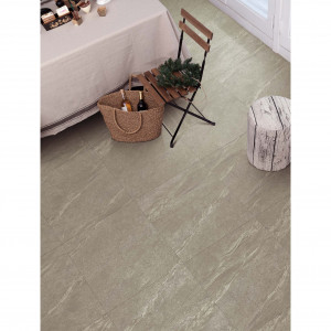 Piso LVT Mineral 60 Marble Zink 205