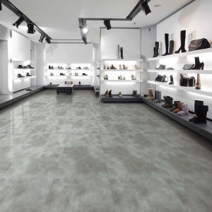 Piso LVT Mineral 60 Stone Grey 101